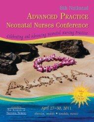 Neonatal Nurses Conference