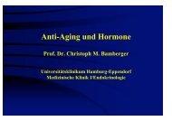 Antiaging und Hormone im Alter - lebensstilaenderung.de