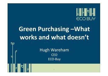 Hugh Wareham [Compatibility Mode] - Local Buy