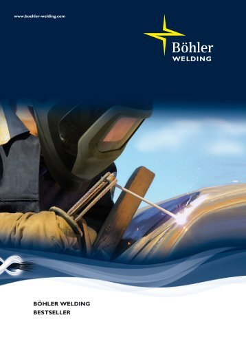 Böhler Welding Bestseller - Zultner