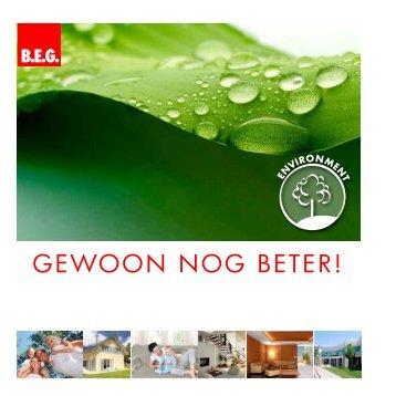 GEWOON NOG BETER! - BEG (UK)