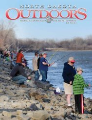 Download this issue - North Dakota Game and Fish