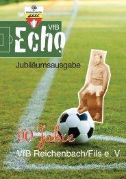Echo - VfB Reichenbach/Fils