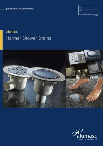 Harmer Shower Drains - BSS Industrial