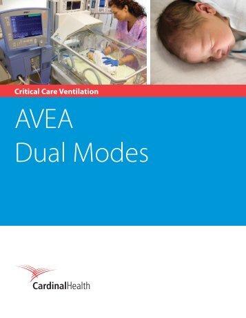 Critical Care Ventilation AVEA Dual Modes - Meditrust