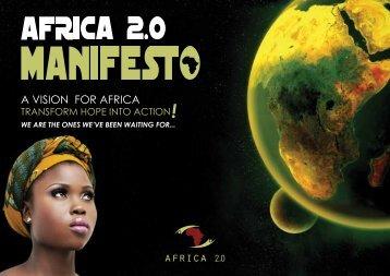Capacity Building - Africa 2.0