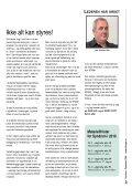 Syndrom nr. 4-2009 - Arbeidsmiljøskaddes landsforening - Page 3
