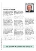Syndrom nr. 4-2009 - Arbeidsmiljøskaddes landsforening - Page 4