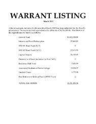 Warrant List - Todd County