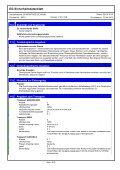 EG-Sicherheitsdatenblatt 2K-MONTAGE-SCHAUM - Lugato - Page 6