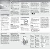 Safety information - Xnet.lv