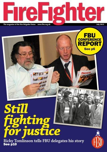 Download as PDF - Fire Brigades Union