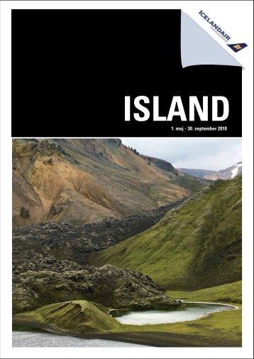 island - TopRejser