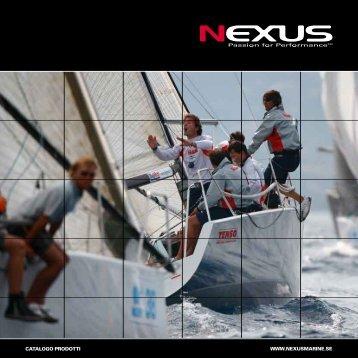 Nexus catalogo - Bsails