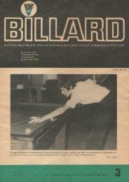 Maerz 1981 - DDR Billardzeitungen 1976
