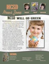 April 2011 NCSD News Zone - Natrona County Schools
