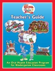 An Oral Health Education Program for Kindergarten ... - Colgate