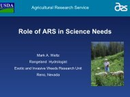 Guest lecture - College of Agriculture, Biotechnology and Natural ...