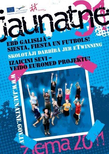 www .ja unatne .go v.lv - Jaunatnes starptautisko programmu aģentūra