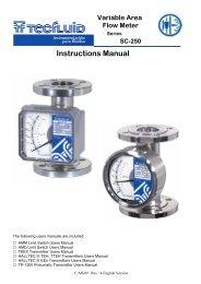 Manual Instruccions SC-250 Rev 4 en Anglès.PUB