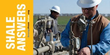 SHALE ANSWERS - Energy From Shale