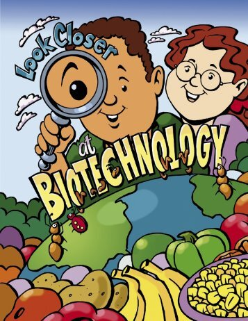 Kids Biotech Basics Activity Book - The Council for Biotechnology ...
