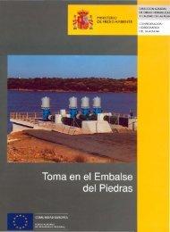 ministerio de med io ambiente - Confederación Hidrográfica del ...