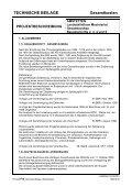TECHNISCHE BEILAGE Gesamtkosten - Seite 5