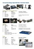 High Definition Television Studio - Concordia College - Page 2