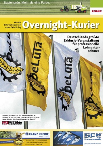 Overnight-Kurier - LU.Web