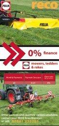 0% finance - Reco