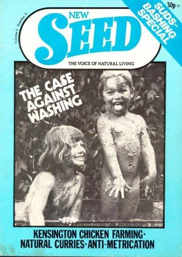 Volume 5 No. 6: June 1976 - Craig Sams
