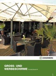 Produktblatt GROSSSCHIRME als PDF - Sonnenschirme von ...