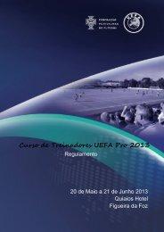 UEFA Pro 2013 - Federação Portuguesa de Futebol