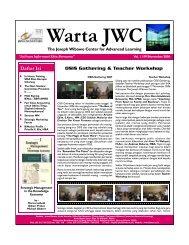 Warta JWC (Nov'06).FH11 - binus university