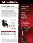 Katalog MotorGuide R3 Elektrobootsmotoren 2011 - Seite 2