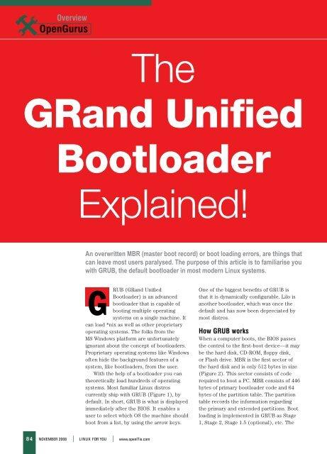 Bootloader Theory