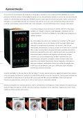 Controlador de temperatura - Elétrica Zata - Page 2