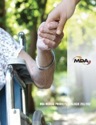 Mda medical products catalogue 2011/20 12 - MDA - Government of ...