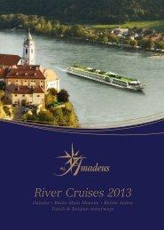 River Cruises 2013 Danube - Classic Voyages