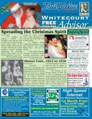 December 2004 - WhitecourtWeb.com