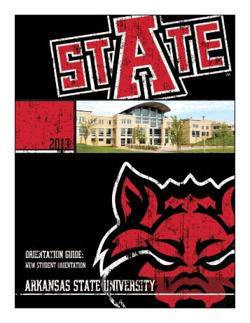 table of contents - Arkansas State University
