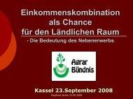 Einführung ins Thema - Kasseler Institut