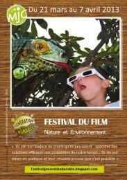 festival génération durable 2013web - Mjc de Bernay