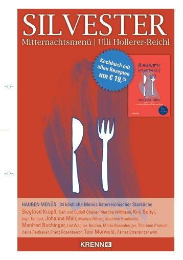 Mitternachtsmenü | Ulli Hollerer-Reichl