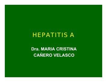 hepatitis a prolongada - Sociedad Argentina de Pediatría