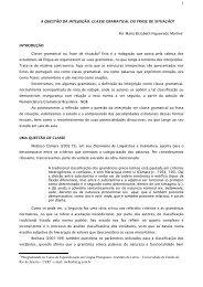 LITERATURA DE CORDEL - Departamento de Letras