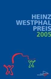 H|W|P 2005 - Heinz-Westphal-Preis