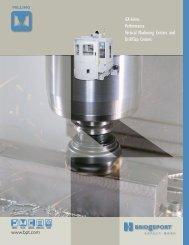 GX-Series Performance Vertical Machining Centers ... - Hardinge Inc.
