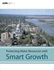 Protecting Water Resources with Smart Growth - US Environmental ...